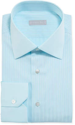 Stefano Ricci Men's Striped Dress Shirt