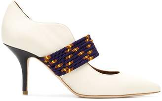 Malone Souliers Mannie pointed pumps