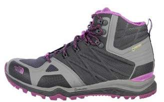 The North Face Rubber High-Top Sneakers