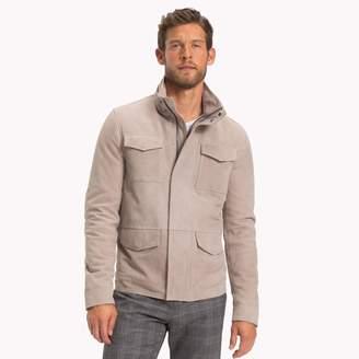 Tommy Hilfiger Suede Field Jacket