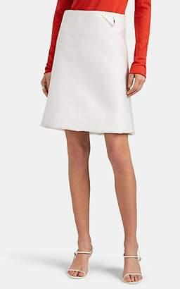 Bottega Veneta Women's Knee-Length Skirt - White