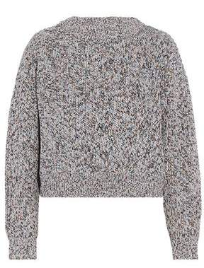 Alexander Wang Marled Cotton Sweater