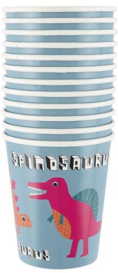 Roarrrr! Party Cups (Set of 12)