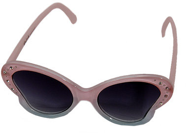 Toddlers Butterfly Sunglasses