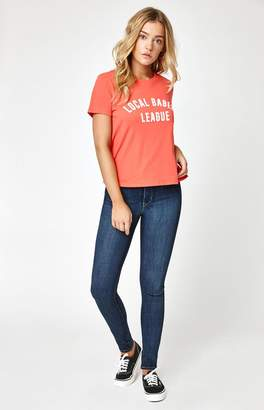 Levi's Cast Shadows 721 Skinny Jeans
