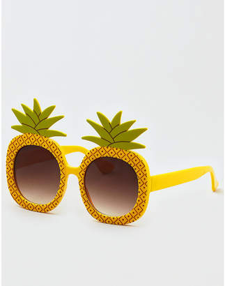 American Eagle Pineapple Sunglasses