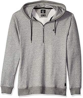 Volcom Men's Index Pullover Hooded Fleece Sweatshirt
