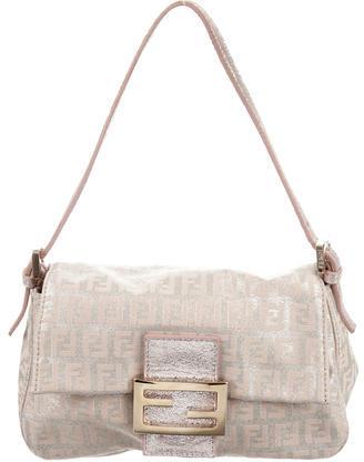 FendiFendi Small Zucchino Mama Forever Bag