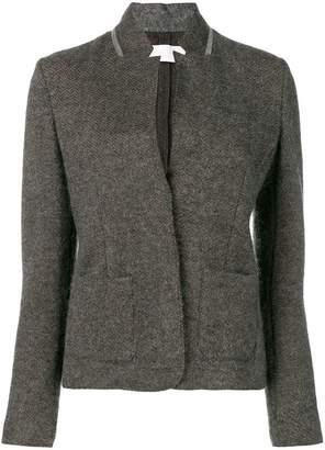 Fabiana Filippi herringbone knit blazer