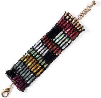 Lulu Frost Josephine Sequin Bracelet