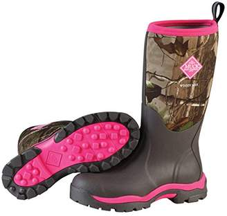 Muck Boot Muck Woody PK Rubber Women's Hunting Boots