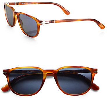 Persol Square Keyhole Sunglasses
