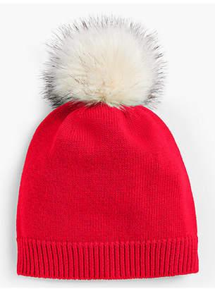 Talbots Pom-Pom Hat