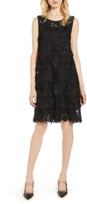 Halogen Lace Shift Dress