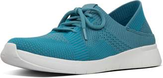 FitFlop Marbleknit Low-Top Sneakers