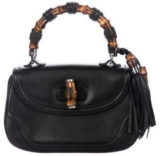 Gucci New Bamboo Top Handle Bag