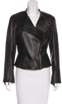 Thierry Mugler Vintage Leather Jacket