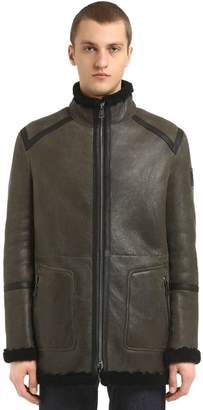 Belstaff Greenstead Reversible Shearling Jacket