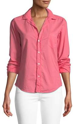 Frank And Eileen Barry Long-Sleeve Button-Down Top