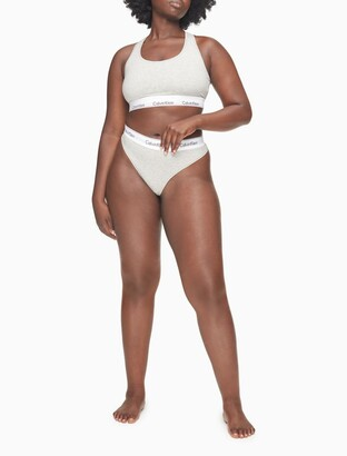 Calvin Klein modern cotton plus thong