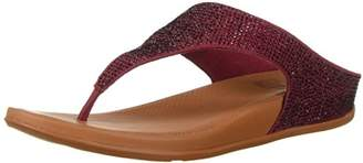 FitFlop Women's Banda Glitz Sandal