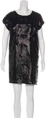 See by Chloe Embellished Shift Dress