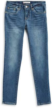 Levi's Girl's Denim Leggings