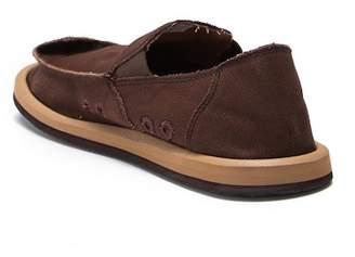 Sanuk Hemp Slip-On Sneaker (Men)