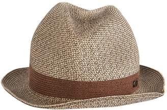 Borsalino Beige Hat