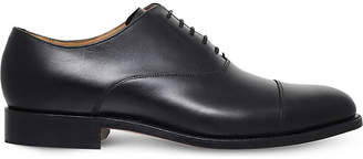 Barker Duxford leather Oxford shoes