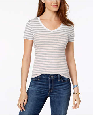 Tommy Hilfiger Cotton Printed T-Shirt