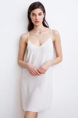 Velvet by Graham & Spencer ELVIE RAYON CHALLIS SLIP DRESS