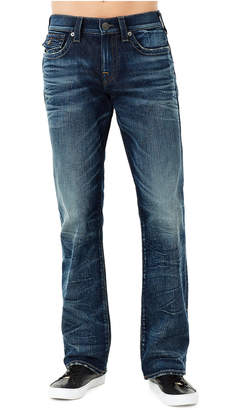 True Religion MENS BILLY BOOTCUT JEAN W/ FLAP