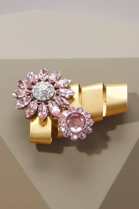 Miu Miu Crystals brooch
