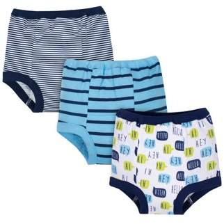 Gerber Organic Cotton Reusable Training Pants, 3pk (Toddler Boy)