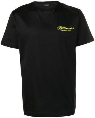 Billionaire Members Only T-shirt
