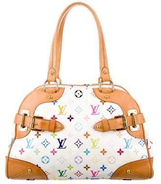 Louis Vuitton Monogram Multicolore Claudia Bag