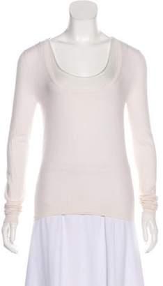 dc4c786230 Tse Cashmere Long Sleeve Cashmere Sweater - ShopStyle
