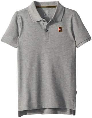 Nike Court Heritage Tennis Polo Boy's Clothing