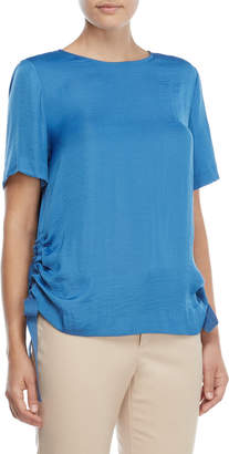 Vince Camuto Side Drawstring Tee