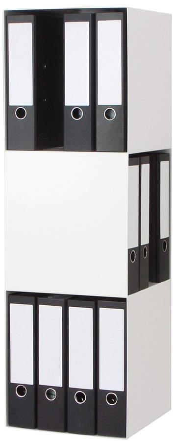 Vonbox - 2side Office Box, weiß (RAL 9016)