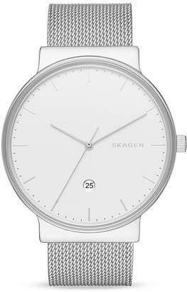 Skagen Ancher Watch, 40mm $155 thestylecure.com