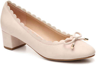Women's Cadena Pump -Blush $65 thestylecure.com