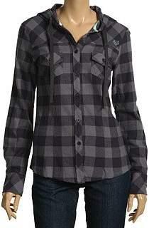 Fox Racing Women's Flown Flannel Button Up L/S Shirts