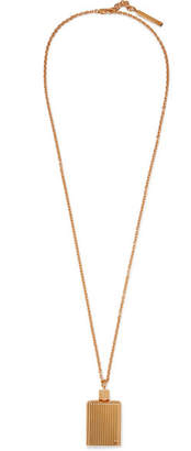 Victoria Beckham Gold-tone Necklace