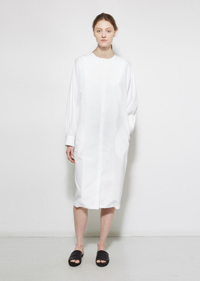 The Row Batcan Dress $2,090 thestylecure.com