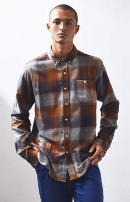Ezekiel Holden Plaid Flannel Shirt