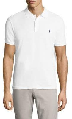 Polo Ralph Lauren Custom Slim-Fit Spa Terry Polo