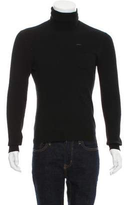 DSQUARED2 Wool Turtleneck Sweater