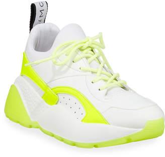 Stella McCartney High Glow Eclypse Platform Sneakers